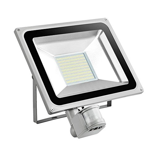 Floodlights Outdoor Lighting Just De.soul Motion Sensor Led Flood Light 10w 30w Waterproof Ip65 Reflector Flood Light Lamp Exterior Spot Outdoor Light Suitable For Men And Women Of All Ages In All Seasons