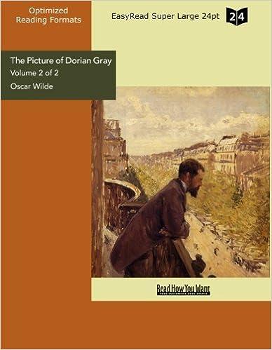 The Picture of Dorian Gray, Vol. 2