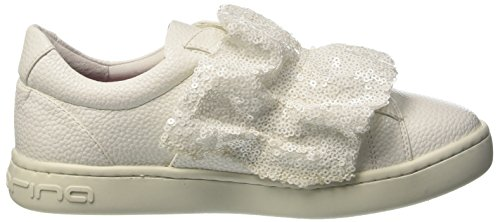 Donna Andromeda Sneaker Bianco Infilare Fornarina g0qUwtPff
