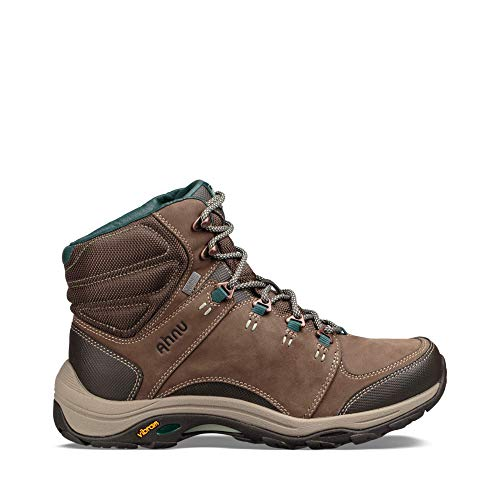 Ahnu Women's Montara III Boot Event Hiking, Chocolate, 8.5 Medium US