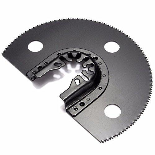 Price comparison product image Semi Circular HCS Flush Segment Saw Blade Oscillating Multi Tool 100mm Saw Blade