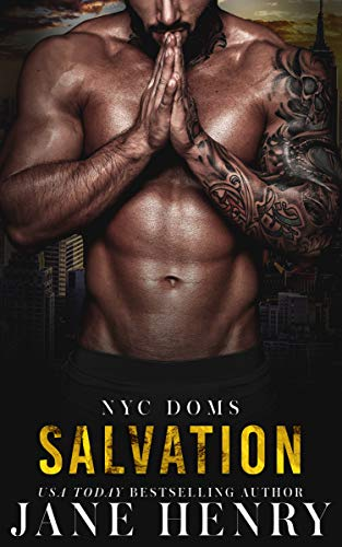 Salvation (NYC Doms Book 4)