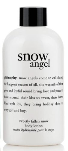 Angel Body Lotion (Philosophy Snow Angel Body Lotion 8 Fl Oz)
