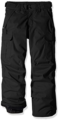 686 Boy's All Terrain Insl pnt, Black, Large by 686
