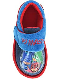 William Lamb PJ Masks Boys Roan Low Top Slippers