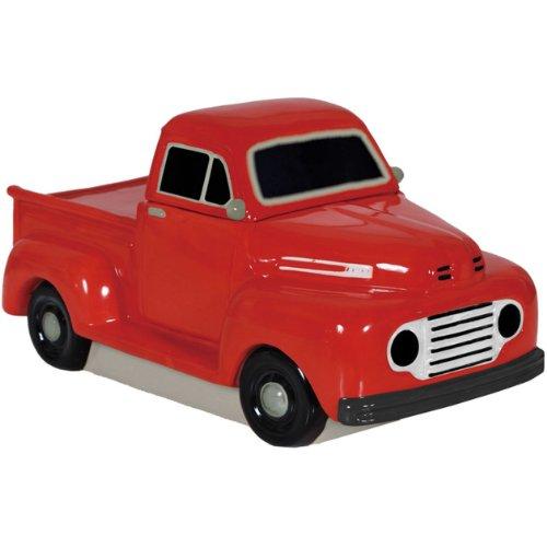 Westland Giftware Ceramic Ford F-1 1940's Truck Cookie Jar, 5.5-Inch