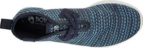 Top Blue 2 BOBS Women's Pureflex High Stunnerz Skechers Navy yYqTOn11W