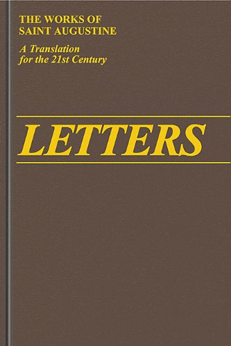 Letters 211-270 1*-29* (Vol. II/4) (Works of Saint Augustine: A Translation for the 21st Century)