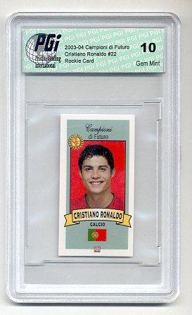 Campioni Futuro Cristiano Ronaldo Rookie product image