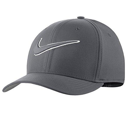 (Nike Classic99 Swoosh Golf Hat-868378-021-S/M)