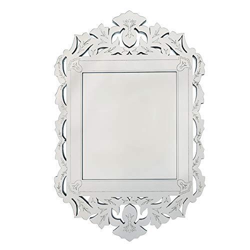 Quadro Espelho Decorativo Veneziano Sala Quarto 3883