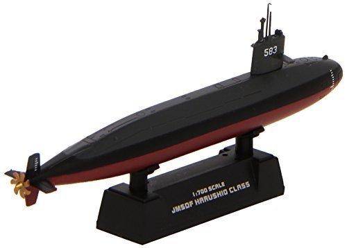 Easy Model Subs 1 700 - JMSDF SS Harushio - EM37324