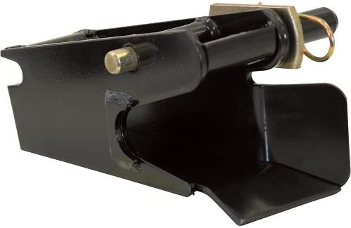 Central Parts Warehouse 67859 Western Snowplows P//S Receiver Mount