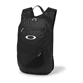 Oakley Mochila plegable, color negro - black - Jet Noir, tamaño talla única: Amazon.es: Deportes y aire libre