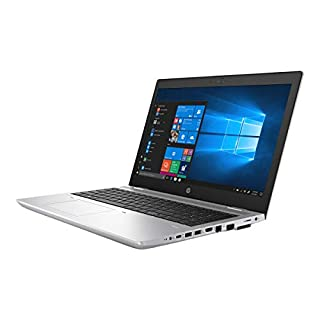 "HP 3YE32UT#ABA Probook 650 G4 15.6"" Notebook - Windows - Intel Core i5 2.5 GHz - 8 GB RAM - 256 GB SSD - Natural Silver"