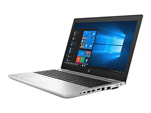 "HP 3YE60UT#ABA Probook 650 G4 15.6"" Notebook - Windows - Intel Core i5 1.7 GHz - 4 GB RAM - 500 GB HDD - Natural Silver"