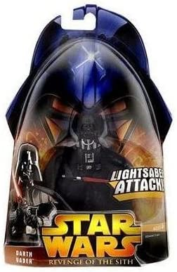 Amazon Com Star Wars Revenge Of The Sith Figure Darth Vader Toys Games