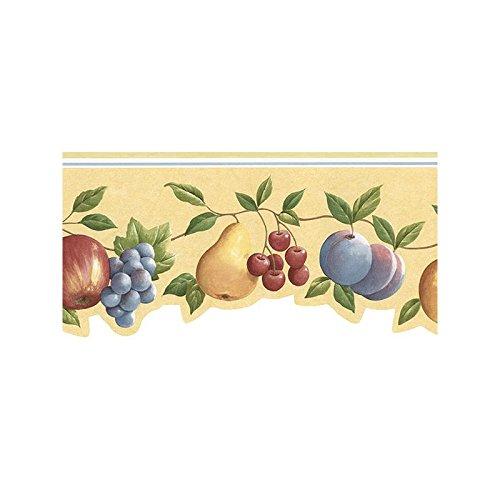 fruit border wallpaper - 3