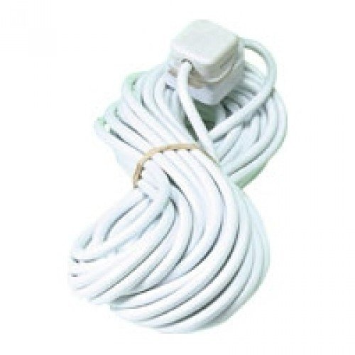 Janitorial Express ED901 Extension Lead, 1 Gang, 10 m Length