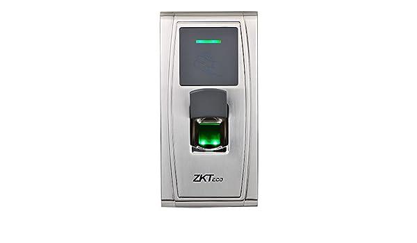Pack de terminal MA300BT para el control de acceso con huella dactilar y/o RFID mas el software ZKTime Lite.: Amazon.es: Industria, empresas y ciencia