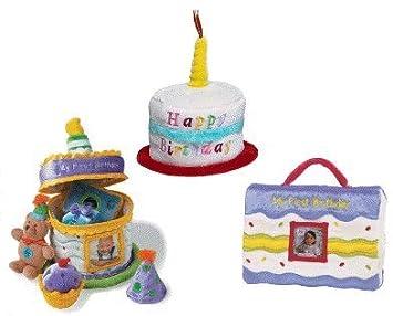 Babys First Birthday Gift Set Amazonca Baby