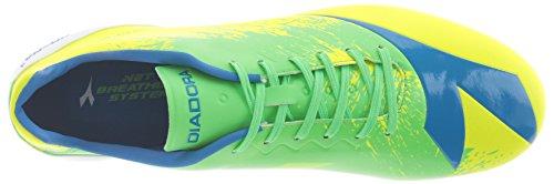 Diadora Mens Dd-na 4 Glx 14 Scarpa Calcio Giallo Fluo / Verde