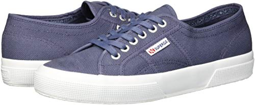 Pictures of Superga Women's 2750 COTU Sneaker Blue S000010 Blue Shadow 4