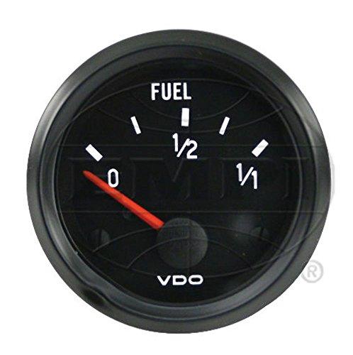 (VDO Bug Air Cooled, Cockpit Fuel Gauge 73-10 Ohms 301020)