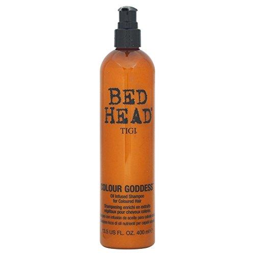 TIGI Bed Head Colour Goddess Shampoo, 13.5 Fluid Ounce by TIGI Cosmetics