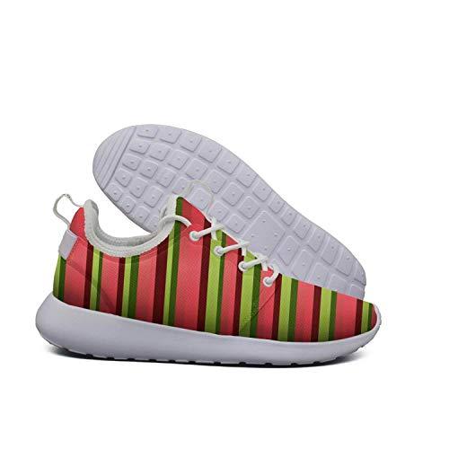 Rainbow Rainbow Basketball Stripe Stripe ERSER Running Women Shoes YBdxw