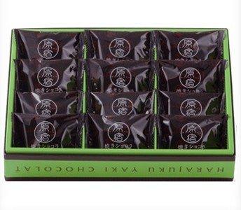 コロンバン焼きショコラ(12個)