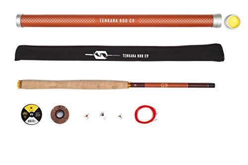 Tenkara Rod Co. Sawtooth Fly Fishing Rod - Package by Tenkara Rod Co.