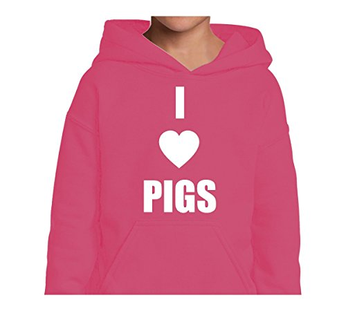 Pig Kids Sweatshirt - 1