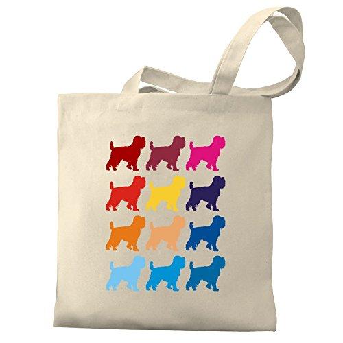 Griffon Bruxellois Colorful Eddany Eddany Colorful Bruxellois Bag Tote Canvas Griffon qg1PXwRxY
