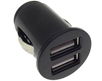 Cargador Doble USB para Encendedor de Coche (12 V, 3,1 A, 5 ...