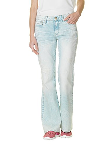 G-Star Women's Woman's Flared Jeans 100% Cotton Blue