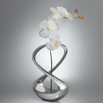 Amazon Namb Infinity Vase 12 Inch Metal Alloy Home Kitchen