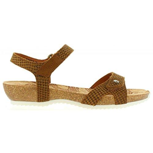 Sandalias de Mujer PANAMA JACK DANIA SNAKE B3 NAPA CUERO