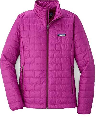 Patagonia Women's Nano Puff Jacket Ikat Purple (Small, Ikat Purple) ()