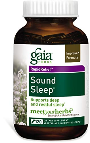 (Gaia Sound Sleep 120 Vegetarian)