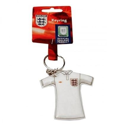 England Rugby Llavero de Inglaterra para Camisa, Multicolor ...