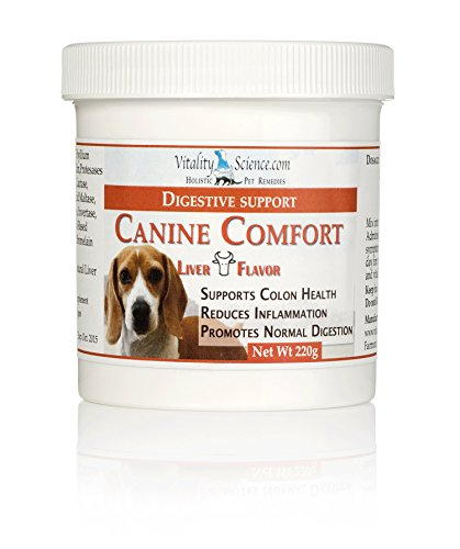 Canine Comfort Liver Flavored 220g - Stop Vomiting & Diarrhe