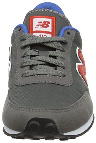 New grey blue U410v1 Adulte Gris Baskets Mixte Balance red Basses HSq7ZwH