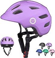 XJD Toddler Helmet Kids Bike Helmet Child Multi-Sport Adjustable Helmet for Kids Ages 2-8 Years Old Boys Girls