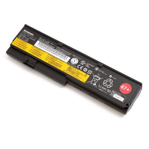 Lenovo 6 Cell Battery 47+ ( 43R9254 ) For Models X200, X200S, X201i , X201 And X201s Battery, Not Used In X200 Tablet Or X201 Tablet