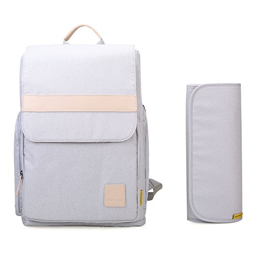 MOMMORE Back-open Baby Diaper Backpack Multi-function Diaper