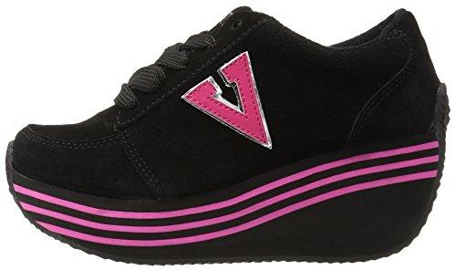Volatile Elevation Women/'s Platform Wedge Sneakers Shoes