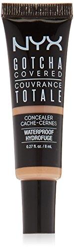NYX Professional Makeup Gotcha Covered Concealer, GCC05 Medium Olive, 0.27 Fluid Ounce