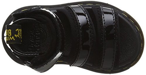 black Martens I Dr Lamper Marabel Mixte Noir Patent Enfant Spartiates 0qd6xZdg