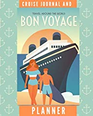 Savor every moment of Cruise Life with This Travel Journal!                       Enough Space for Two 7-Day Cruises!              Includes Sections For:                Savings         Cruise Countdown         Flight Informati...
